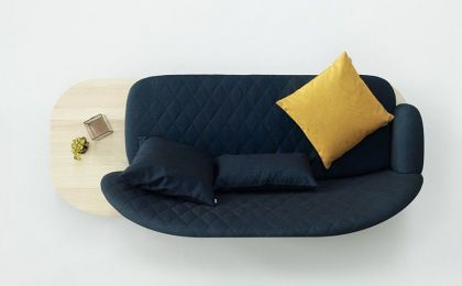 Rise Sofa Note Design Studio for Fogia
