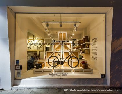 Bikes  of Monochrome #architecture #store