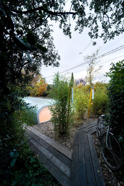 Studio in the woods in Madrid Selgascano Arquitectos