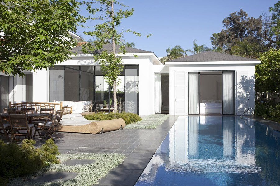 House in Ramat Hasharon Levy:Chamizer Architects
