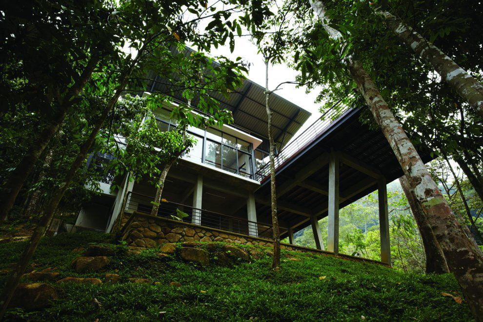 The Deck House Choo Gim Wah Architect