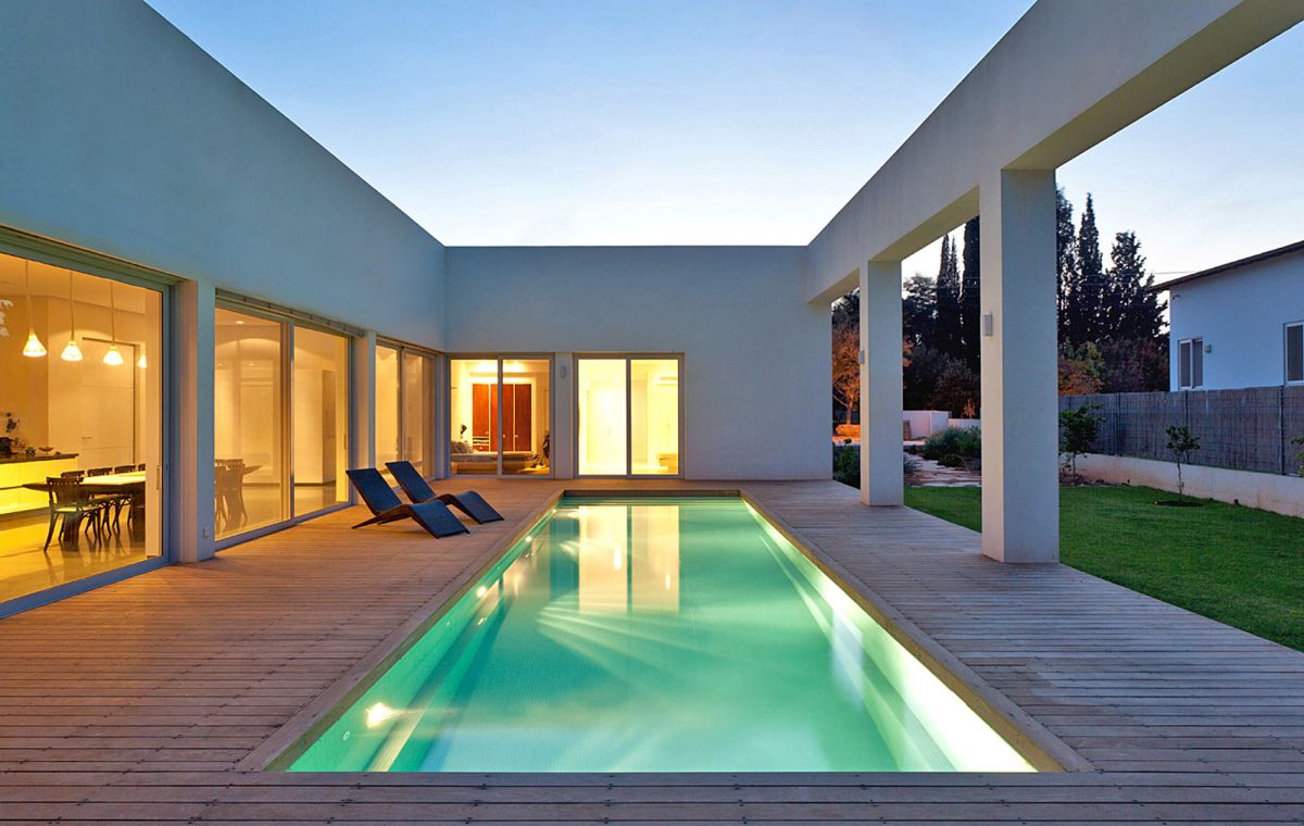 House in Talmei Elazar Dan & Hila Israelevitz Architects