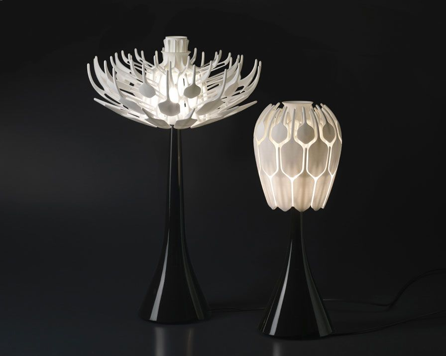 Blossoming Bloom Table Lamp Patrick Jouin