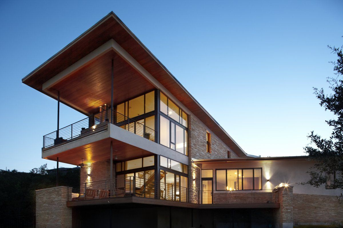 Lake Travis Residence Hsu Office of Architecture
