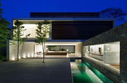 Mirindibas House #architecture #pool