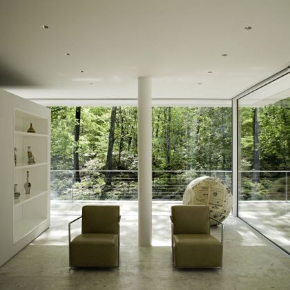 The Olnick Spanu House Alberto Campo Baeza Architects