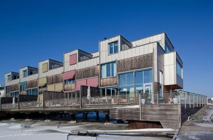 Splendid Triplex Apartment over the Water in Sweden