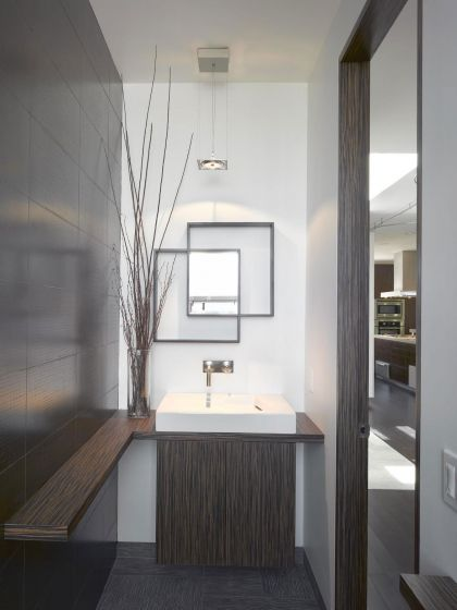 H House #interiors #bathroom