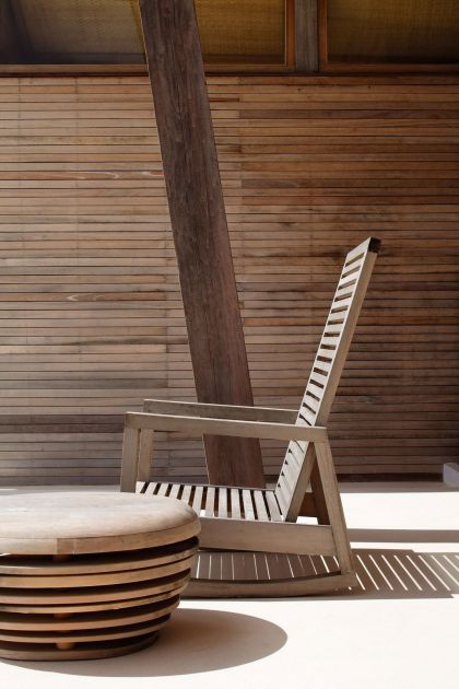 Six Senses Con Dao Resort #product #furniture #table #chair