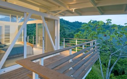 Beautiful Secluded Home in Costa Rica #balcony