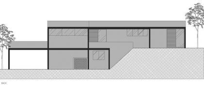 Nova Lima House #ground-plan