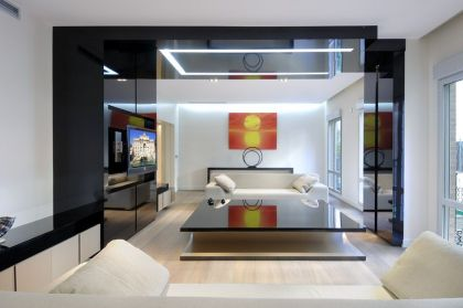 Serrano Apartments: Amazing Urban Remodeling in Madrid