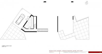 Redcliffs House #ground-plan