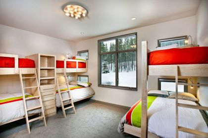 Peak 8 Penthouse #interiors #child's room