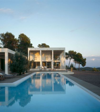 House in Valle de Morna #architecture #pool