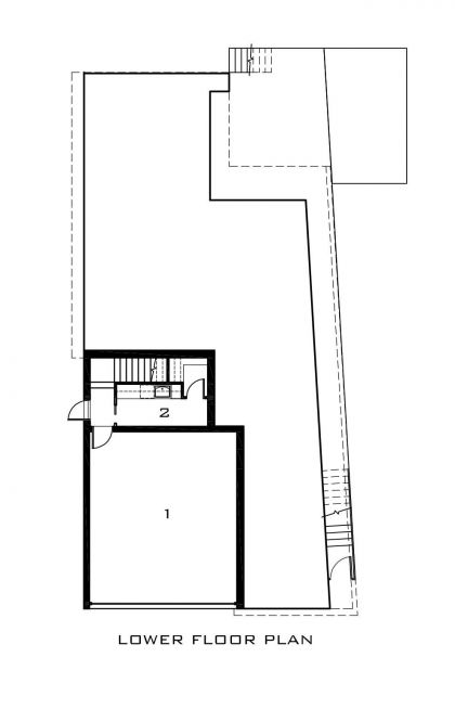 Mercer House #ground-plan