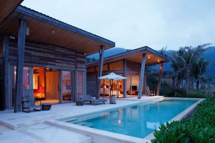 Six Senses Con Dao Resort #architecture #pool #terrace