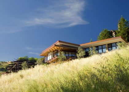 Mill Valley Hillside #architecture