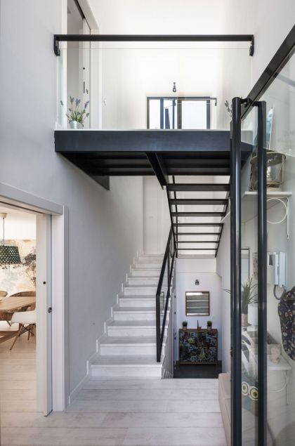 C&C House #interiors #stairs