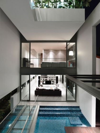 Jln Angin Laut Hyla Architects