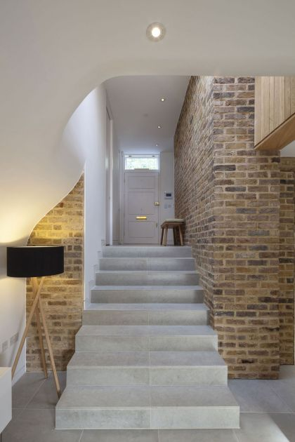 De Beauvoir Road #interiors #stairs