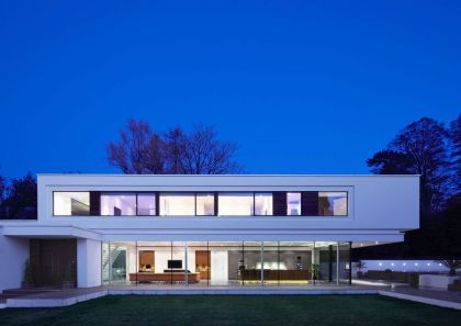 White Lodge DyerGrimes Architects