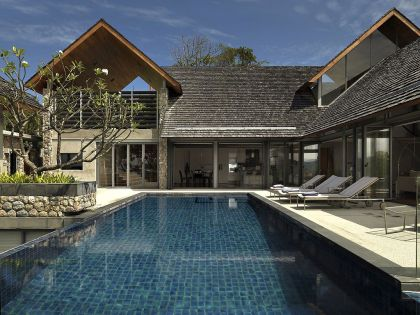 Beautiful Ocean Front House in Phuket