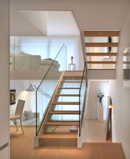 Highgate #interiors #modern #stairs