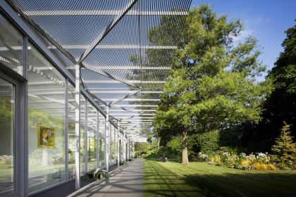 Fishers Island Glass House Thomas Phifer and Partners