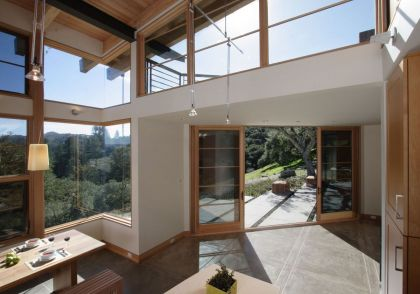 Sustainable House Ocho Feldman Architecture
