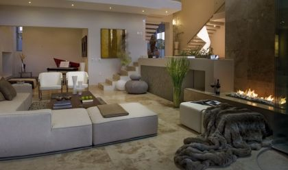 Joc House, a Dream Home in South Africa Nico van der Meulen Architects