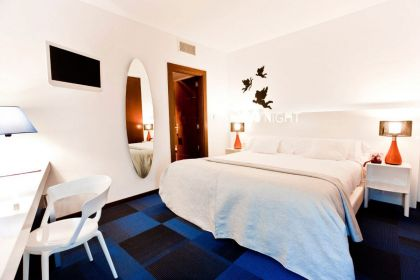 Hotel Portago Urban #interiors #bedroom