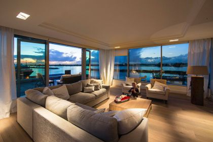 Sky Box Apartment Centric Design Group