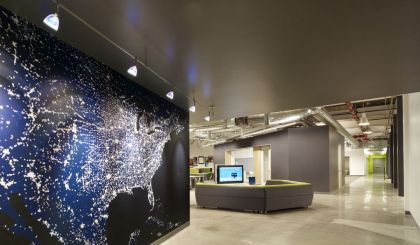 Skype's North American Headquarters in Palo Alto