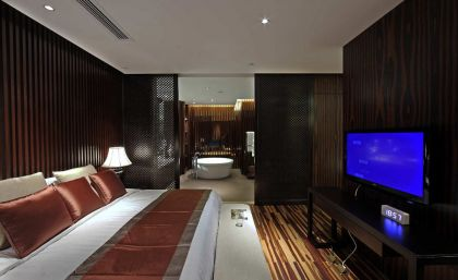 Qing Shui Wan Spa Hotel Nota Design International