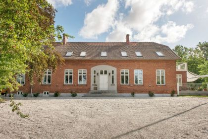 Stunning Vicarage Conversion in Southern Sweden