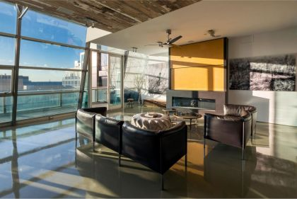 497 Greenwich Street Penthouse in SoHo
