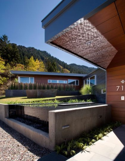 Edge House, a Dream Home in Aspen Studio B
