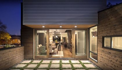 33rd Street House Meridian 105 Architecture