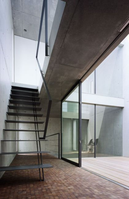 2 Courts House #interiors #stairs