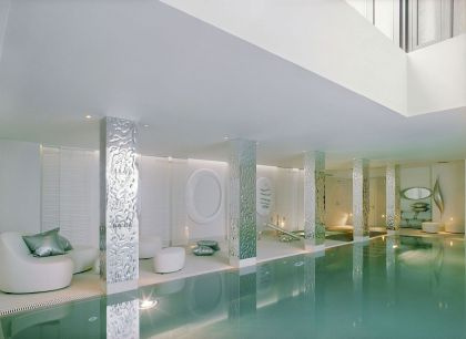 Kensington House #interiors #pool