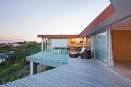 Redcliffs House #balcony #terrace