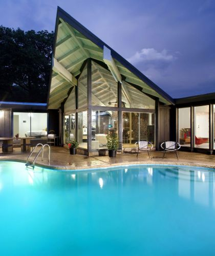 A Contemporary Remodel of a Mid-Century Modern Home Kevin Pruitt