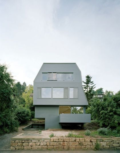 JustK House Martenson and Nagel Theissen Architectur