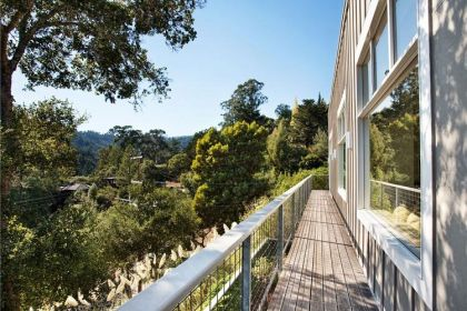 Modern Home in Mill Valley, California
