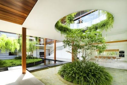 The Willow House Guz Architects