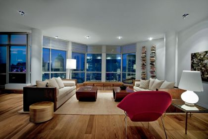 Luxury Penthouse in Downtown Montreal
