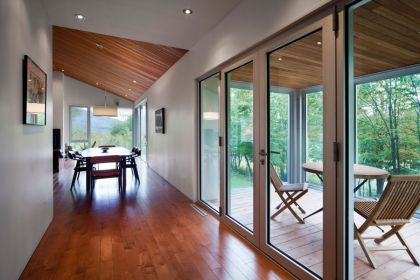 Bromont Residence Blouin Tardif Architecture-Environnement