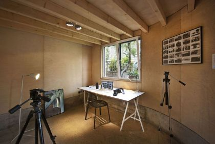 De Beauvoir Road #interiors #office #desk