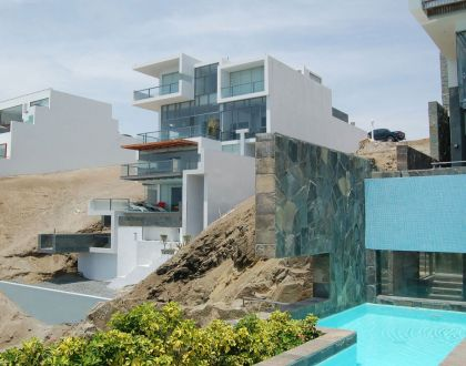 Alvarez Beach House Longhi Architects